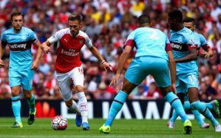 Прогноз на матч Вест Хэм – Арсенал