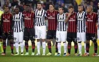 Суперкубок Италии: прогноз на матч Ювентус – Милан