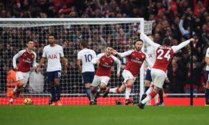 Прогноз на матч «Арсенал» – «Тоттенхэм»