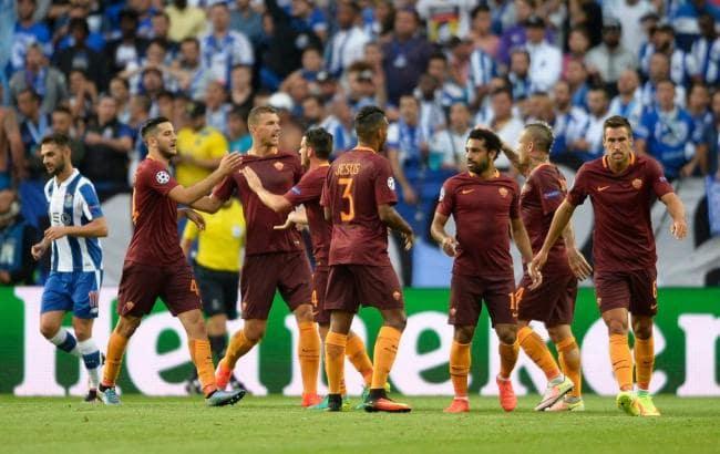 Прогноз на матч Рома – Порту