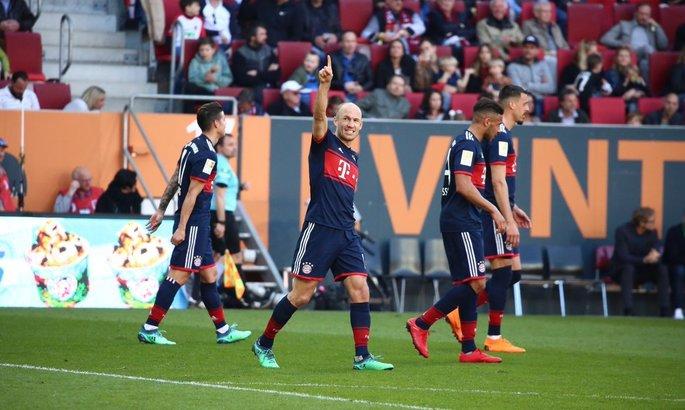 Прогноз на матч Аугсбург – Бавария
